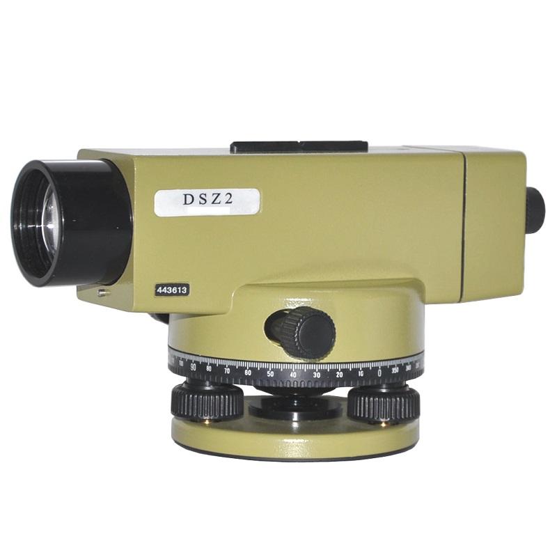 Nivel de precision geosurv modelo dsz2 con micr metro xsf1 for Nivel de precision